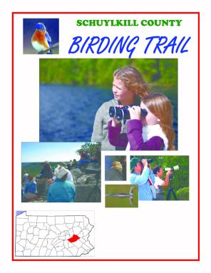 Click to download Birding Trail